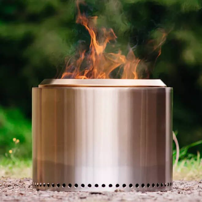 Bonfire - Portable Fire Pit thermos