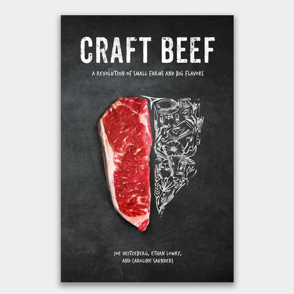 Craft Beef: A Revolution of Small Farms and Big Flavors thermos
