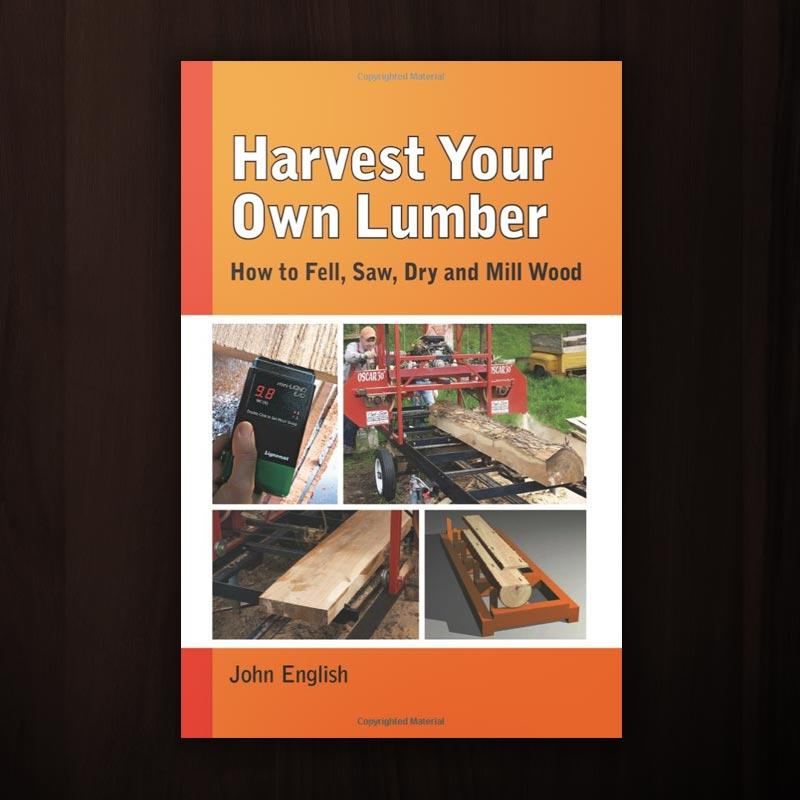 Harvest Your Own Lumber thermos