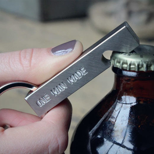 Overbuilt Bottle Opener