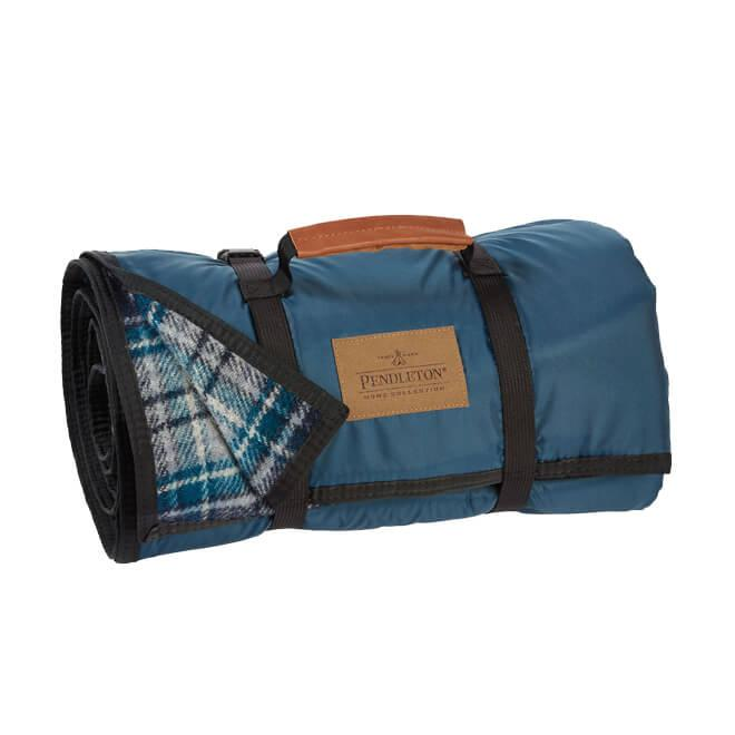 Pendleton Roll-up Blanket thermos