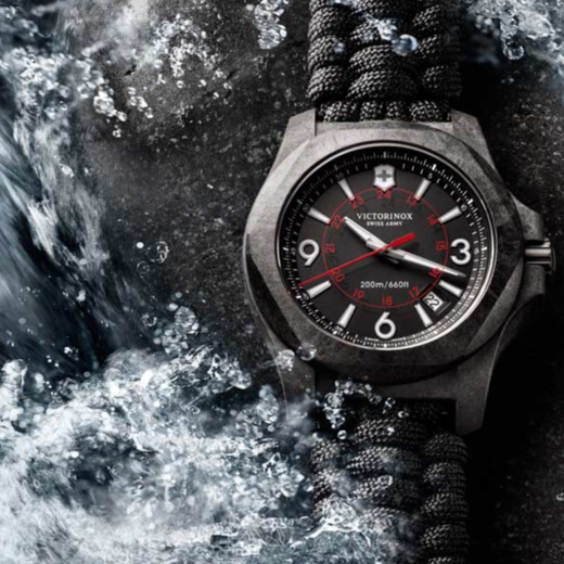 I.N.O.X Carbon Watch